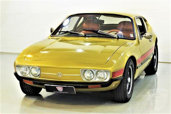 Volkswagen Sp2 1976 76 - Dourado - Vw Original