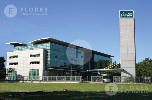 Flores Prop. Alquila Oficina En Edificio Bureau Sur - Pilar