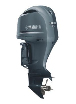 Imagem 1 de 1 de Motor De Popa Yamaha Fl 300 Hp Injeçao 4 Tempos ( 18 Vezes )