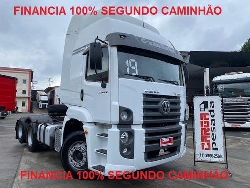 Imagem 1 de 11 de Vw 25420 Constellation 2019 25-420 = 25390 25320 Fh Scania