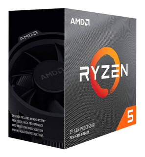 Procesador Amd Ryzen 5 3600 4.2ghz 6 Núcleos - Signetic