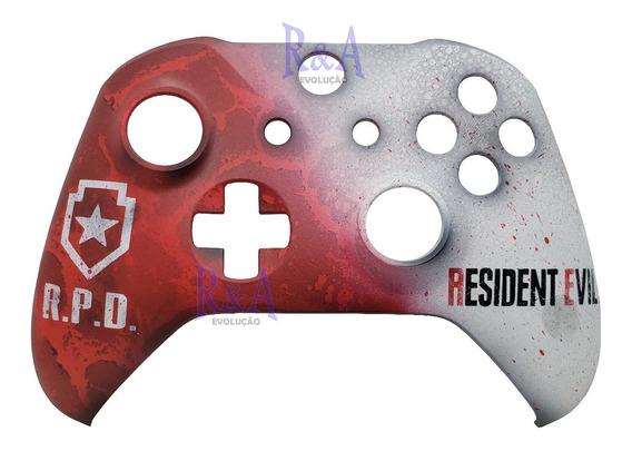 Frente De Controle Xbox One S & X Face Plate