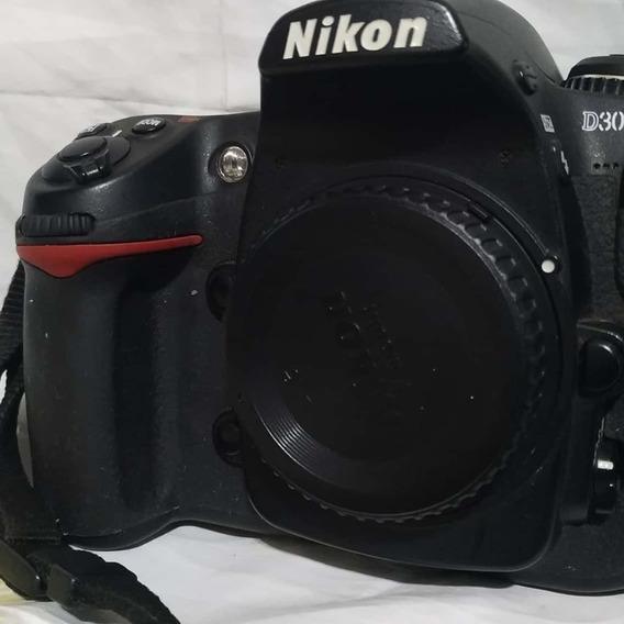 Câmera Fotográfica Nikon D300s (corpo)