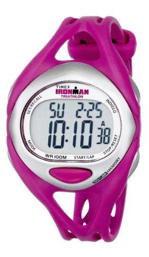 Relojes Deportivos,t5k7599j Timex Ironman Sleek Mujeres ..