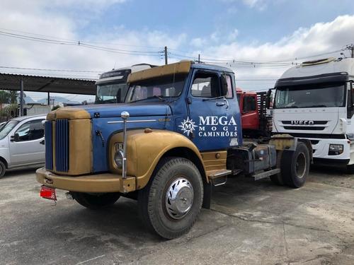 Scania 110 Cavalo Toco - Motor 111 Novo