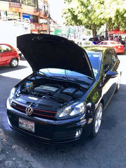 Volkswagen Golf Gti 2.0 3p Piel Dsg Paq. Navegacion At 2011