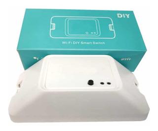 Domotica Interruptor Switch Basic R2 Rele Wifi Iot