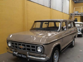 Chevrolet Veraneio 6 Cili