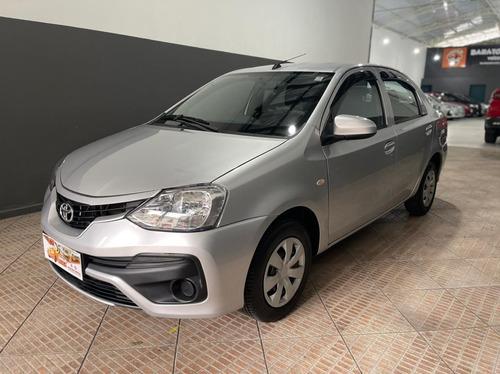 Imagem 1 de 7 de Toyota Etios Sedan X-at 1.5 16v Flex