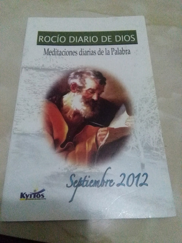 Imagen 1 de 1 de Rocío Diario De Dios. Meditaciones Diarias De La Palabra