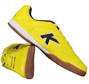 Chuteira Kelme Precision Trn Futsal Amarela