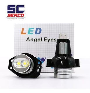 Par Led Para Bmw E90 E91 Angel Eyes Equipo Led.