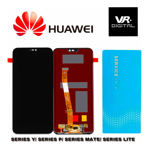 Display Huawei Y5 2017 Y6 2018 Y7 2019 Y9 Honor 8x 10 Lite