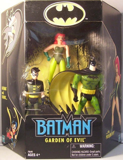 Batman Garden Of Evil Pack Batman Tas - Hasbro - Sheldortoys