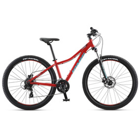 Bicicleta De Mujer Jamis Helix A1 Aro 27.5 Talla 18 Roja