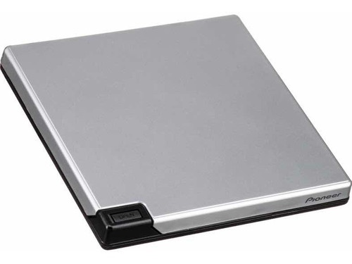Gravador Blu-ray Externo Pioneer Bdr-xd07 Portátil 6x Bluray