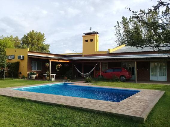 Excelente Casa Quinta En Toay