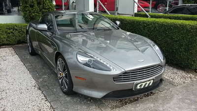 Aston Martin Virage 6.0 V12 48v Gasolina 2p Automatico