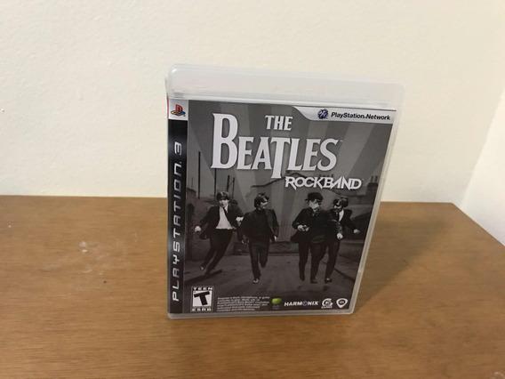 The Beatles Rock Band Usado Manuais Idiomas Inglês Ok