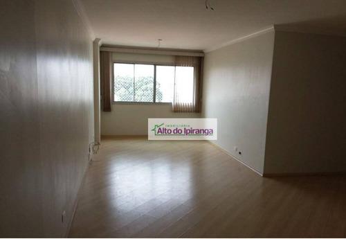 Imagem 1 de 17 de Apartamento Com 2 Dormitórios À Venda, 97 M²  - Vila Mariana - São Paulo/sp - Ap5400