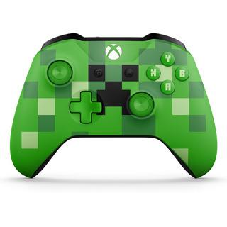 Controlador De Inalámbrico Xbox - Minecraft Creeper