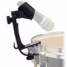 Pedestal Microfone Bateria Pandeiro Percussão Barato Pagode