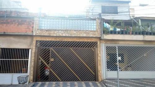 Imagem 1 de 18 de Sobrado À Venda, 3 Quartos, 2 Vagas, Montanhão - São Bernardo Do Campo/sp - 54618
