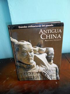 Antigua China Maurizio Scarpari Ed. Folio Buen Estado