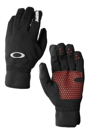 Oakley Accesorios Guantes Para Correr Core Windstopper Glove