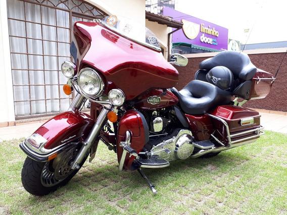 Harley Eletra Ultra Classic Flhtcu