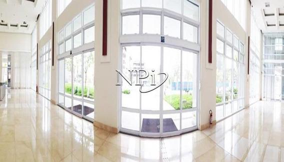 Edificio Capital Corporate Offices - Salas Comerciais A Venda No Brooklin | Npi Imoveis. - V-7227