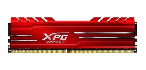 Imagem 1 de 1 de Memória Ram 16gb Ddr4 3200mhz Adata Xpg Gammix D10 (1x16gb)