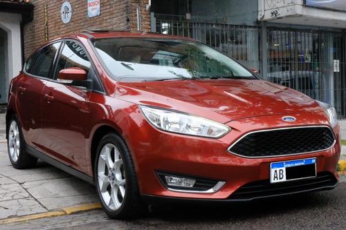 Ford Focus 5p 2.0 N At Se Plus
