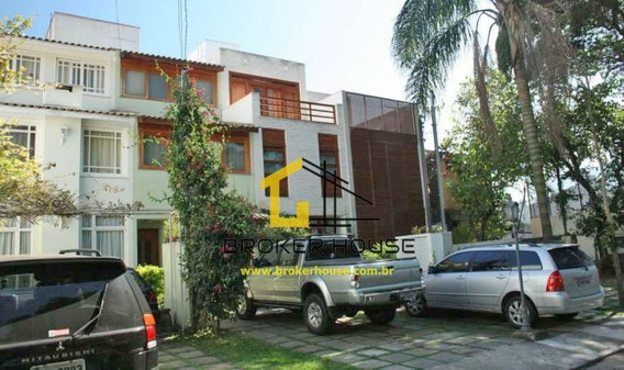 Casa A Venda No Bairro Chácara Santo Antônio (zona Sul) Em - Bh0570-1