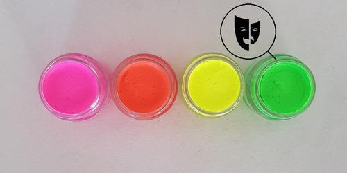 Base Cremosa Maquillaje Titi Mini Pote 5gr - Fluo Verde