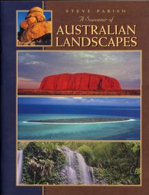 A Souvenir Of Australian Landscapes- S. Parish