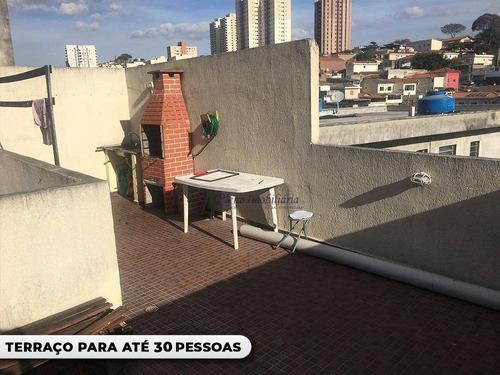 Imagem 1 de 29 de Sobrado Com 3 Dormitórios À Venda, 120 M² Por R$ 600.000,00 - Santana - São Paulo/sp - So0115