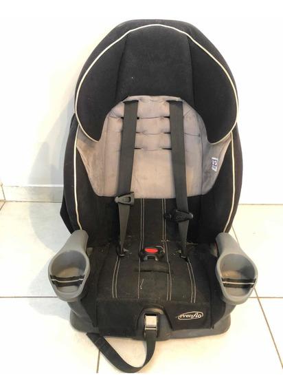 Butaca Seguridad Auto Para Niño Evenflo Maestro, Excel Estad