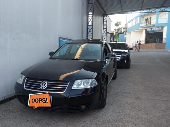 Volkswagen Passat 1.8 Turbo 4p Automática 2004