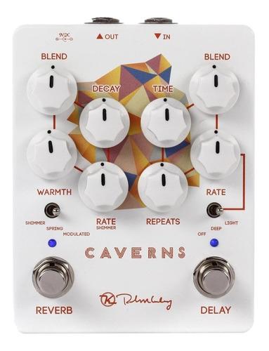 Imagem 1 de 5 de Pedal Keeley Caverns Delay Reverb V2 Made In Usa