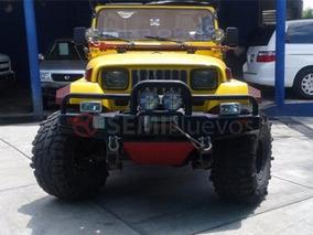 Jeep Wrangler,4x4,unico En Su Clase,todo Terrenowrangler,4x4
