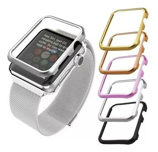 Bumper Capa Protetor Case Apple Watch 1 2 3 38mm 42mm