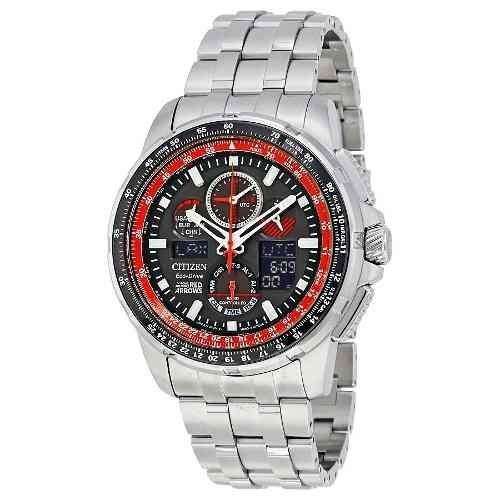 Relógio Citizen Jy8059-57e Red Arrows Ed.limitada Jy8059
