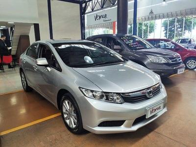 Honda Civic Lxs 1.8 Flex Autom.