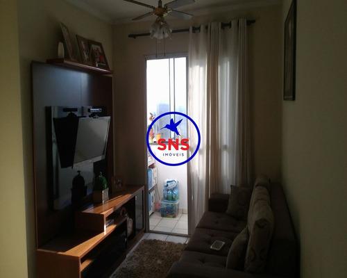 Imagem 1 de 18 de Apartamento - Ap03187 - 68974103