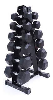 Exhibidor De Mancuernas Pesas Fitness Ejercicio Ml5135