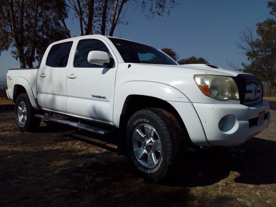 Toyota Tacoma Trd Sport, Transmisión Automática