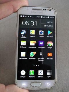 Celular Samsung Galaxy S4 Mini Gt-i9192 P/ 2 Chips Desbloqueado