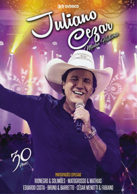 Juliano Cesar - Minha História - Dvd + Cd
