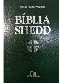 Bíblia De Estudo Shedd